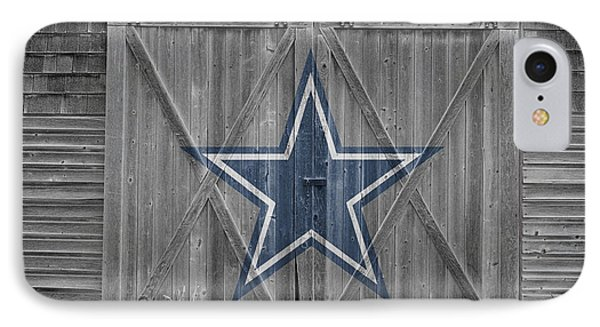 Dallas iPhone 7 Case - Dallas Cowboys by Joe Hamilton