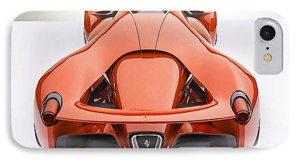 Ferrari F80 IPhone Case by Marvin Blaine