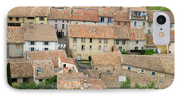 France, Languedoc-roussillon, Ancient IPhone Case by Emily Wilson