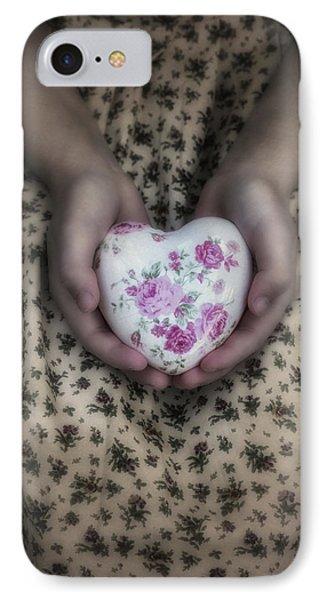 Heart Phone Case by Joana Kruse