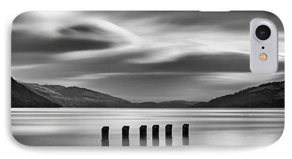 Loch Lomond IPhone Case by Grant Glendinning
