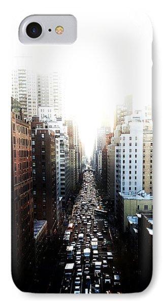Manhattan IPhone Case by Natasha Marco
