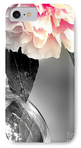 Peony Phone Case by France Laliberte