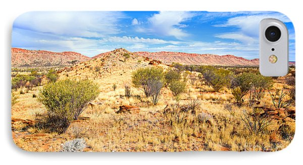 West Mcdonnell Ranges Larapinta Drive IPhone Case