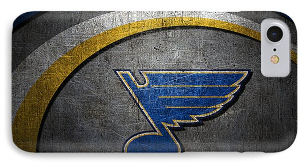 St Louis Blues IPhone Case