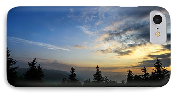 Summer Solstice Sunrise Phone Case by Thomas R Fletcher