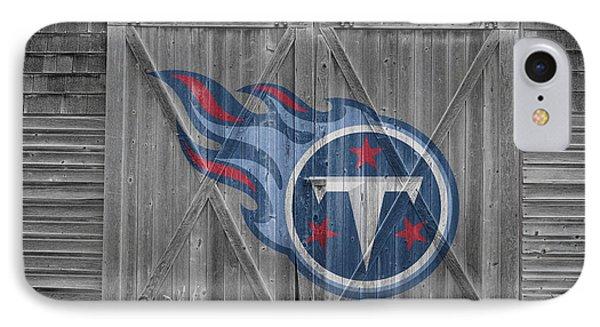 Tennessee Titans IPhone Case by Joe Hamilton