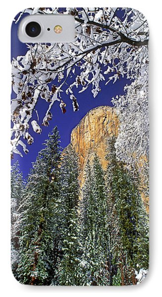 Usa, California, Yosemite National Park IPhone 7 Case by Jaynes Gallery