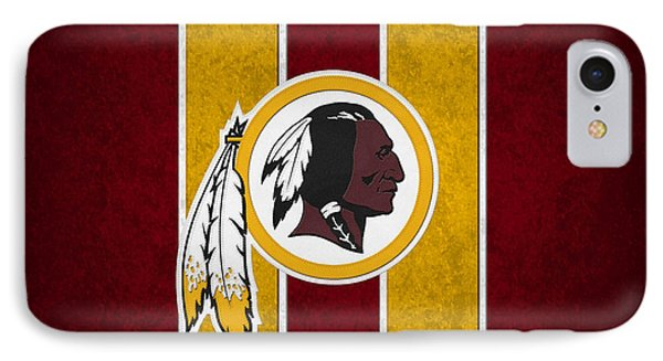 Washington Redskins IPhone Case by Joe Hamilton