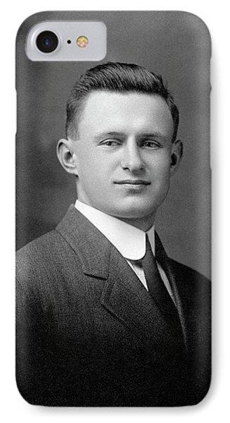 William Meggers IPhone Case by Emilio Segre Visual Archives/american Institute Of Physics