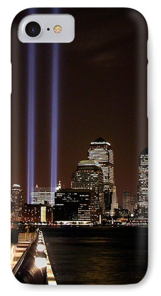 911 Anniversary IPhone Case by Gary Slawsky