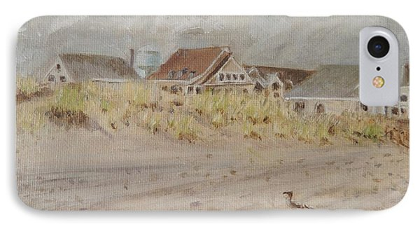 98th Street Beach Stone Harbor New Jersey Phone Case by Patty Kay Hall