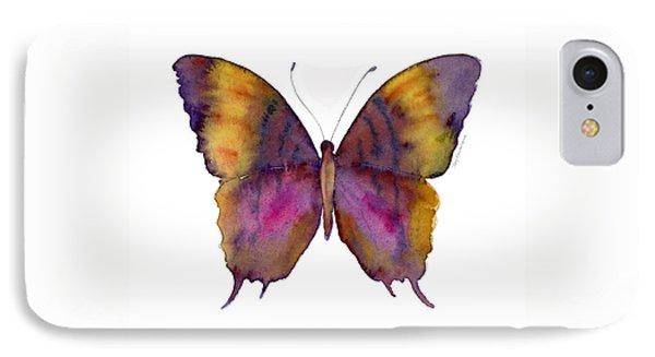 99 Marcella Daggerwing Butterfly IPhone Case by Amy Kirkpatrick