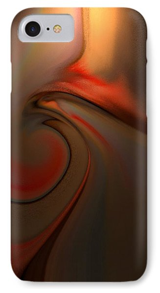 A-b-g-32 IPhone Case by Ines Garay-Colomba
