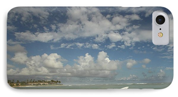A Beautiful Day IPhone Case by Mustafa Abdullah