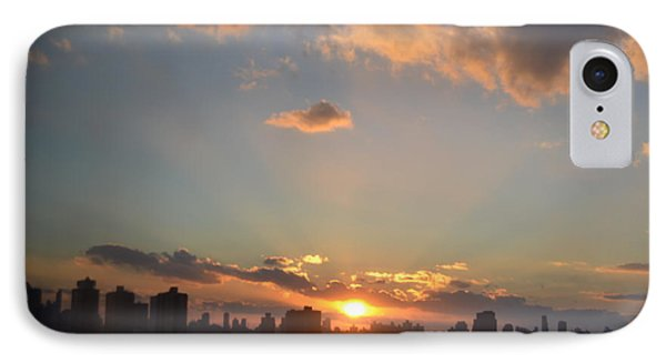 A Beautiful Evening IPhone Case by Robert Daniels