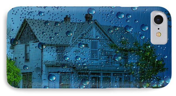A Bit Of Whimsy For The Soul... IPhone Case by Liane Wright