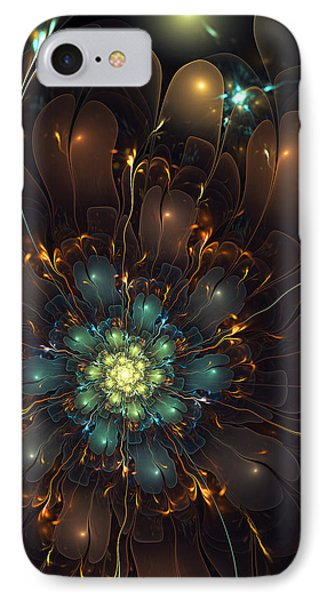 IPhone Case featuring the digital art A Bloom For May by Kim Redd