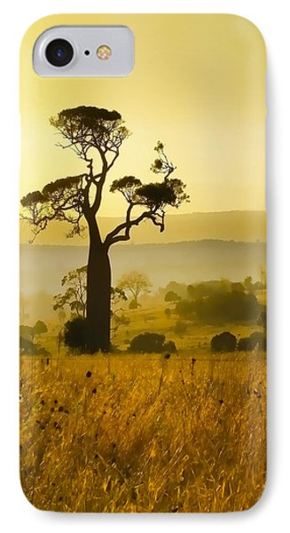 A Boab Sunrise IPhone Case
