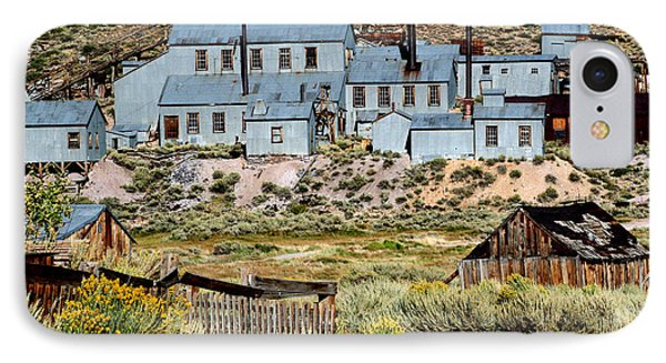A Bodie View From Above Phone Case by Joseph Coulombe