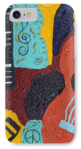 A Bold Session Phone Case by Robin Hillman