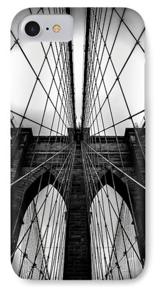 A Brooklyn Perspective IPhone 7 Case by Az Jackson