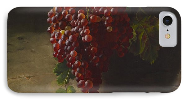A Bunch Of Grapes Phone Case by Andrew John Henry Way