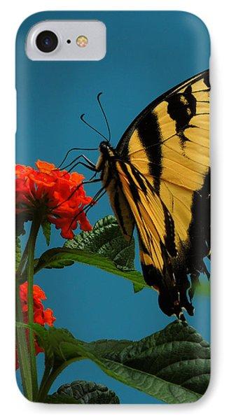 A Butterfly Phone Case by Raymond Salani III