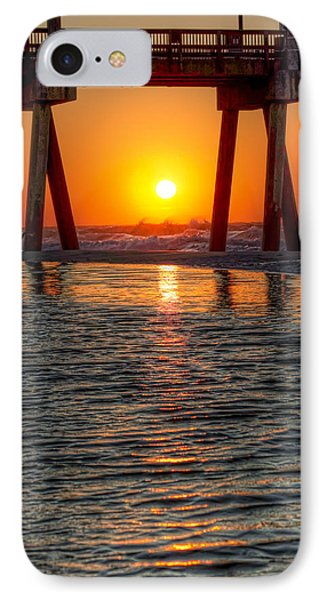 A Captive Sunrise IPhone Case by Tim Stanley