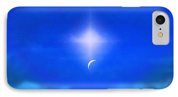 IPhone Case featuring the photograph Beautiful New Day In The Heavens by Kellice Swaggerty