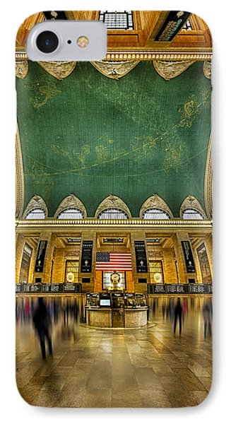 A Central View IPhone Case by Susan Candelario