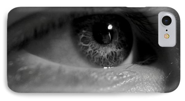 A Childs Eye IPhone Case