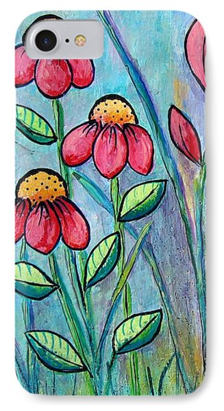 A Child's Garden IPhone Case