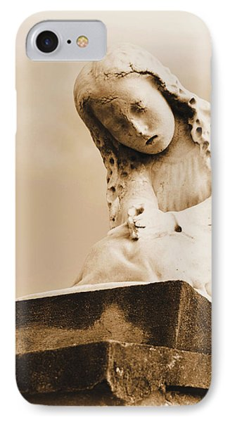 IPhone Case featuring the photograph A Child's Prayer by Nadalyn Larsen