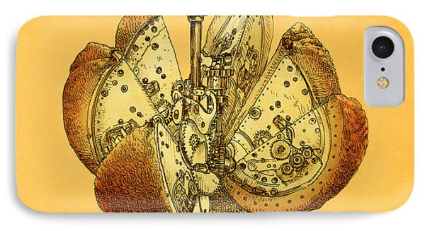 A Clockwork Orange Option IPhone Case by Eric Fan
