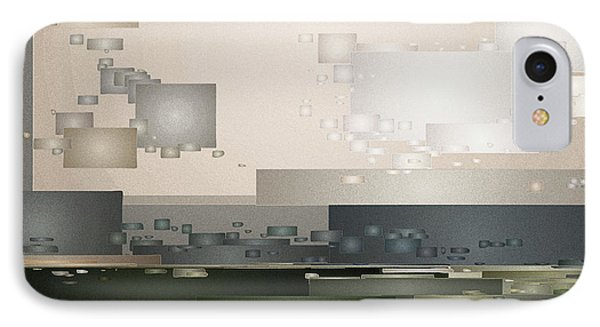 A Cloudy Day IPhone Case by David Hansen