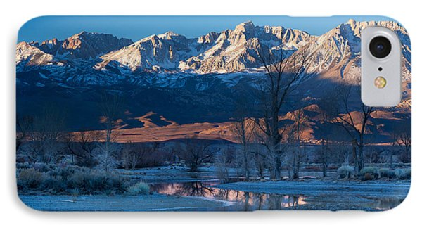 A Cold Dawn Light IPhone Case