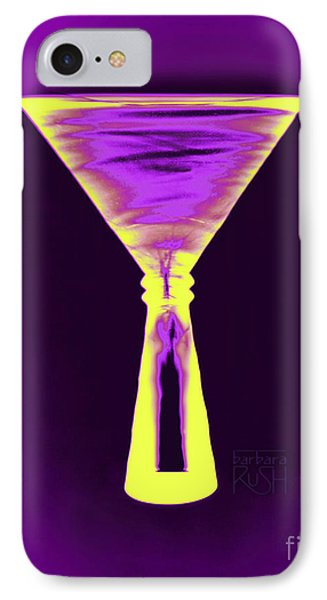 A Complementary Martini IPhone Case