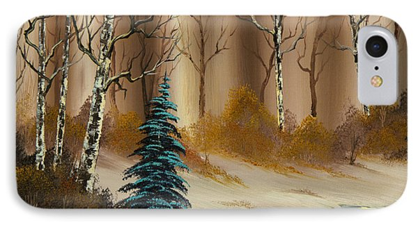 Russet Winter IPhone Case by C Steele