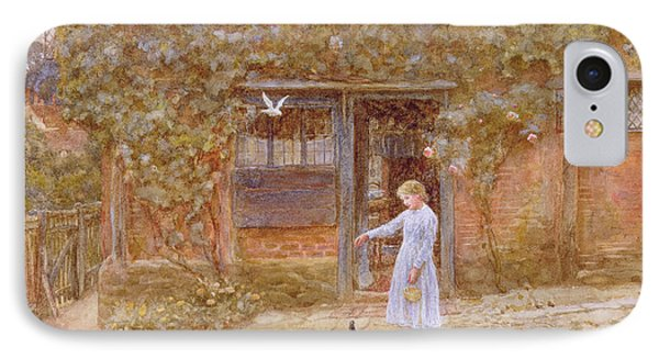 A Cottage At Shere IPhone Case