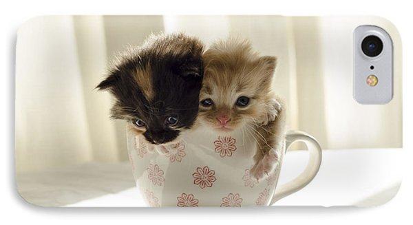 A Cup Of Cuteness IPhone Case
