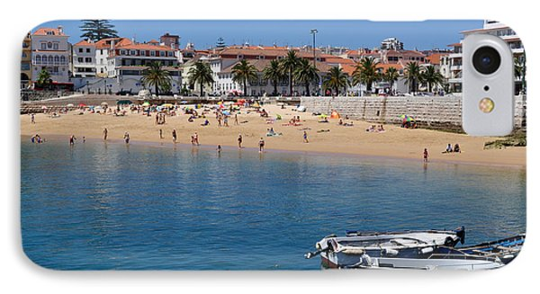 IPhone Case featuring the photograph A Day At The Beach by Sandy Molinaro