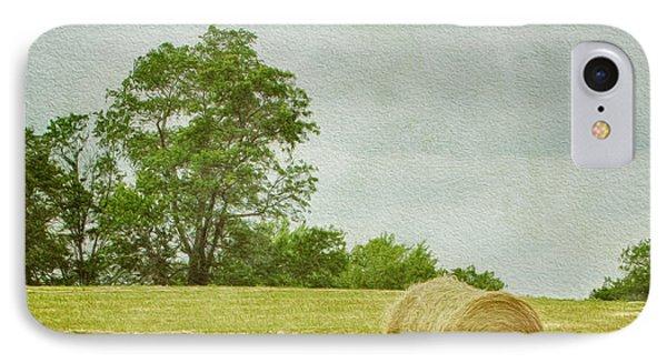 A Day At The Farm Phone Case by Kim Hojnacki