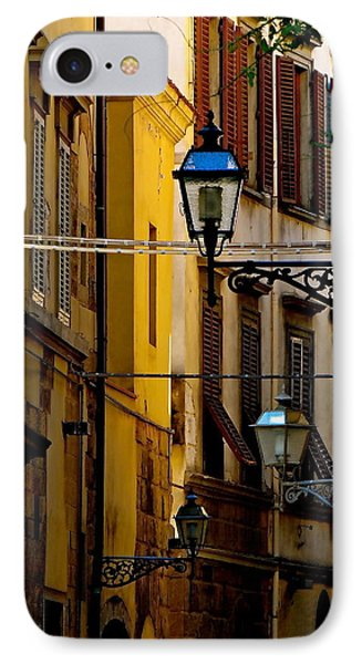 A Day In Florence Phone Case by Ira Shander