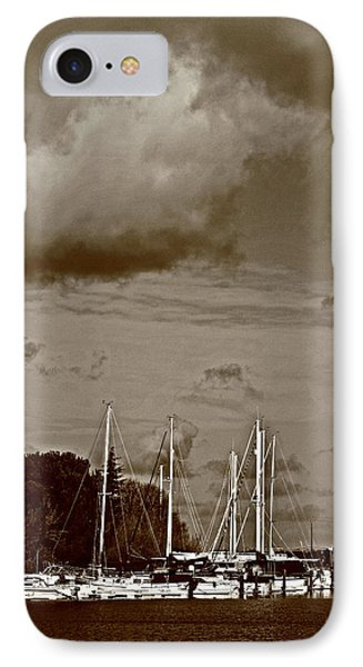 A Delta Storm  Phone Case by Joseph Coulombe