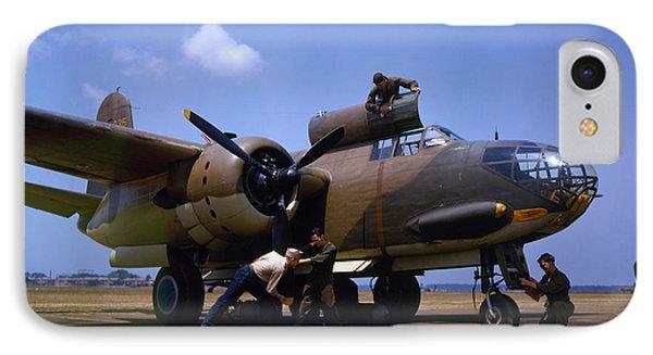A Douglas A-20c-bo Havoc 1942 Phone Case by Celestial Images