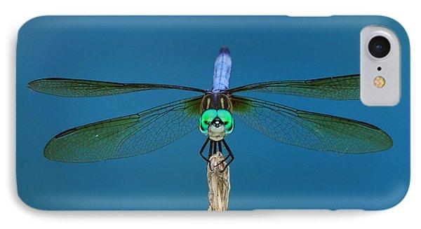 A Dragonfly IIi Phone Case by Raymond Salani III
