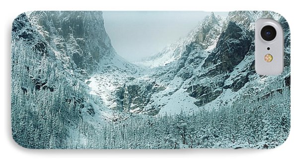 A Dream At Dream Lake IPhone Case by Eric Glaser