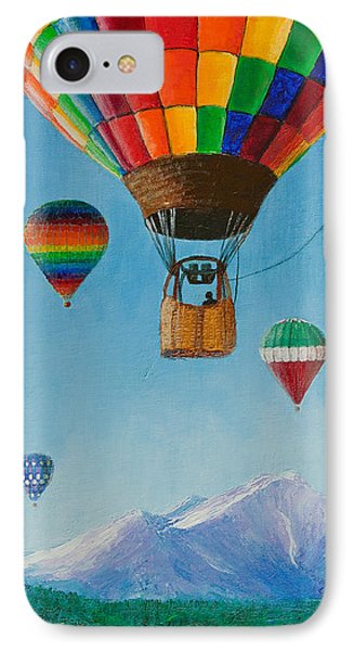 A Dream Come True IPhone Case by Margaret Bobb