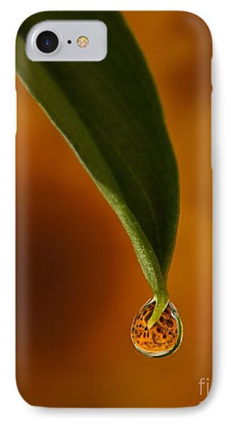 A Drop Of Sunshine IPhone Case by Susan Candelario